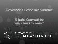 2012 Governor's Economic Summit