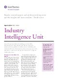 GT Industry Intelligence Unit - Retail 2012 Australia