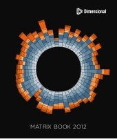 2012 matrix book