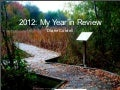 2012 My Year in Review