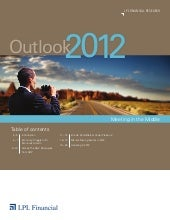 LPL Financial 2012 Outlook