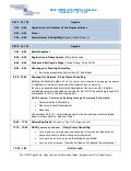 2012 OVCN ACTION! Conference Agenda - October 29 - 31st