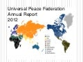 UPF Annual Report 2012