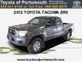 Used 2012 Toyota Tacoma - Portsmouth NH Toyota Dealer