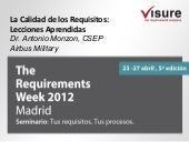 2012 The Requirements Week Airbus M...