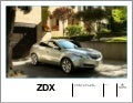 2012 Acura ZDX brochure by Acura at Oxmoor Louisville KY
