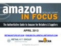 Amazon in Focus: Details on a Disruptive Retailer and the Playbook for Vendors