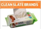 trendwatching.com's CLEAN SLATE BRANDS