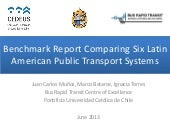 2013 06-28 Benchmark report compari...