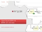 JUG Luzern: Open Source BPM mit BPM...