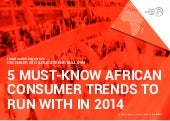 trendwatching.com's 5 MUST-KNOW AFR...