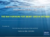 2013 The Way Forward for Smart Grid...