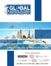 HospitalityLawyer.com | 2013 Global Congress on Travel Risk Management Brochure