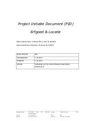 Project Initiatie Document (PID) Er...