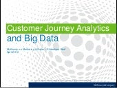 Customer Journey Analytics and Big ...
