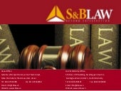 Lawfirm in VietNam S&B Law