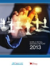 201306 World Retail Banking Report CGi