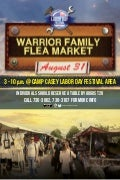 Labor Day Flea Market