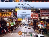 Hong-Kong Digital Ecosystem by L'At...