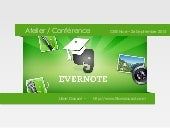 Workshop Evernote CEEI Nice Septemb...