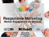 Responsive Marketing - Market Engagement on Steroids