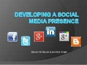 Developing a Social Media Program for your School