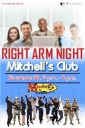 Mitchell's Right Arm Night