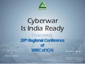 Cyberwar - Is India Ready