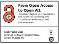 From Open Access to Open All