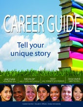 Duke University Career Guide 2013-2014