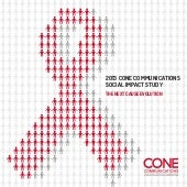 2013 cone communication social impa...