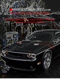 2013 Auto Industry Analysis - Dodge Challenger R/T at L'Auberge de Sedona: A Blending of Technological and Culinary Excellence