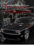 2013 Dodge Challenger R/T at L'Auberge de Sedona: A Blending of Technological and Culinary Excellence
