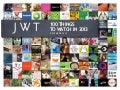 100 Things To Watch in 2013 (J. Walter Thompson)