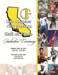 2013 CIF L.A. Schools LAUSD - Sports Hall Of Fame