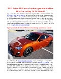 2013 Scion FR-S near Leesburg nominated for Best Car to Buy 2013 Award
