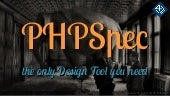 PHPSpec - the only Design Tool you need - 4Developers