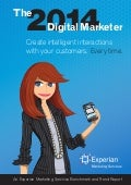 Selección - Recomendado: The Digital Marketer Report 2014