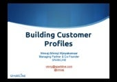 2014 09-10-12 Building Customer Profiles - Move from clicks to faces