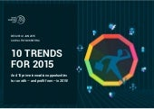 trendwatching.com's 10 TRENDS FOR 2015