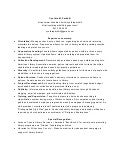 Cynthia M. Parkhill's Library Resume (May 2014)