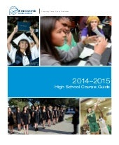 2014-15 High School Course Catalog