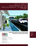 DRAFT 2014-2017 Transportation Improvement Program (TIP)