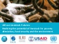 African livestock futures: Realizing the potential of livestock for poverty alleviation, food security and the environment