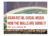 Asian Retail Social Media - Biggest...
