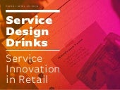 Service Innovation in Retail / Service Design Drinks Berlin