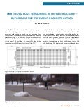PTI Journal : Buford Ave post-tensioned pavement