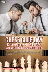 Chess Club Day