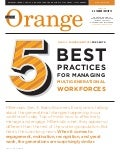 5 Best Practices for Managing Multigenerational Workforces