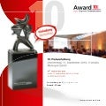 Award Corporate Communications: Einladung 10. Preisverleihung